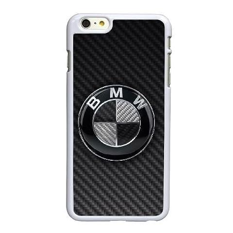 Bmw Carbon H7M15R2MY coque iPhone 6 6S Plus 5.5 Inch case coque white N0HD3T