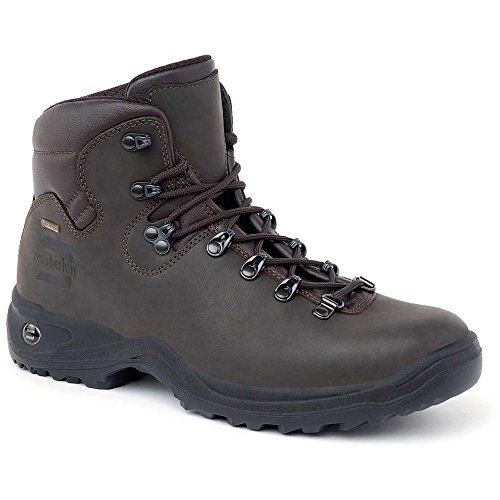 7ccc9a59dd0 Zamberlan Mens 213 Fell Lite Gore-Tex Slate Leather Boots 41 EU