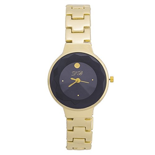 Westery Anolouge Black Dial Women's Watch