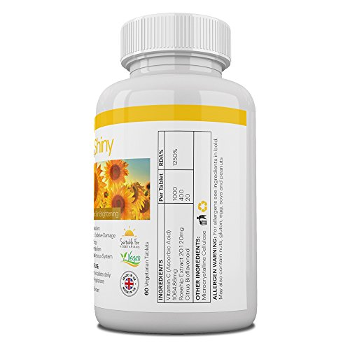 Zoom IMG-2 beshiny vitamina c 1000mg massima