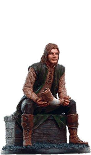 Lord of the Rings Señor de los Anillos Figurine Collection Nº 162 Faramir 1