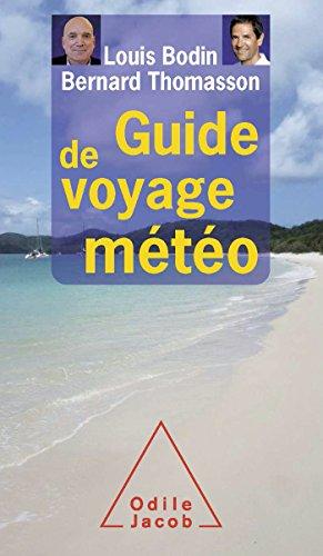Guide de voyage météo