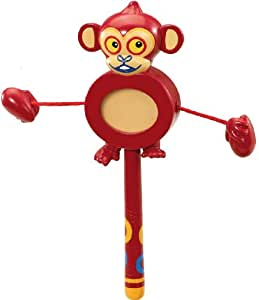 Tinga Tinga Tales - 16620 - Jouet Premier Age - Les Rythmes de Tinga - 16621 Monkey Drum / Singe