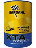 12 litri BARDAHL XTA POLARPLUS 10W40 Olio motore SINTETICO