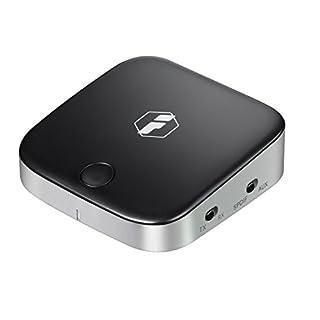 Inateck Bluetooth 4.1 aptX Low Latency Sender und Empfänger, kabelloser Hi-Fi Receiver und Transmitter für TV, Autoradio, Mobilgeräte etc. BR1005