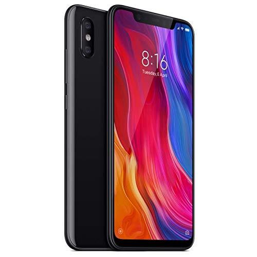 Xiaomi Mi 8 128GB Handy, schwarz