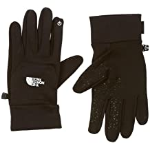 The North Face Etip Glove - Guantes  unisex, color negro, talla L