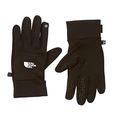 The North Face Etip Gants Tnf Black FR : S (Taille Fabricant : S)