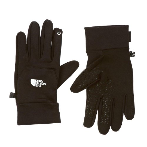 The North Face Etip Glove - Guantes unisex para hombre, color negro, talla...