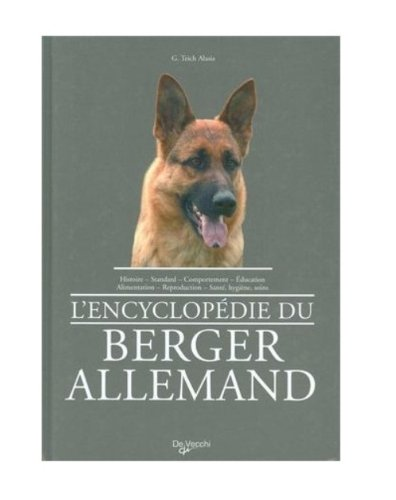 L'Encyclopédie du Berger allemand