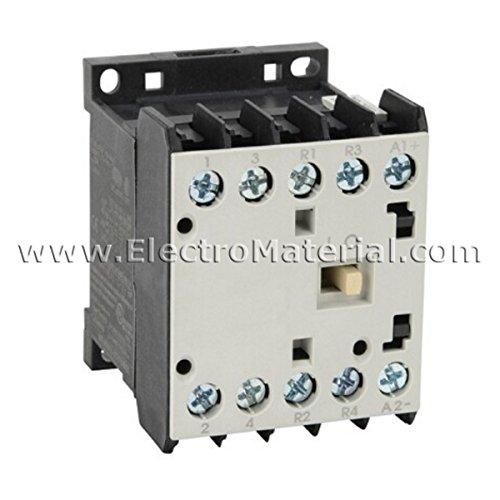 Preisvergleich Produktbild Werden – AC Schütz 9 A – 230 V auf 3-poliger Mini / Kontakt geschlossen 1 NC