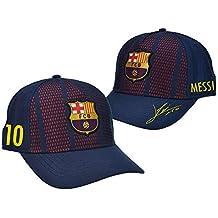 Barcelona - Producto Oficial Licenciado - Player Messi-18 - Talla Adulto