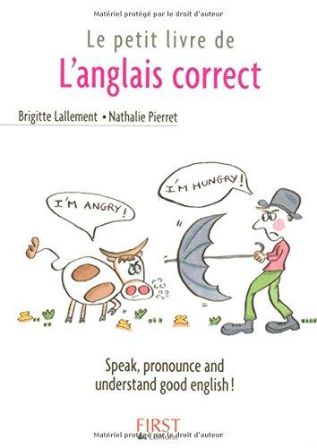 Petit livre de l'anglais correct