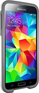 Otterbox [Commuter Series] Wallet Case for Samsung Galaxy S5 - Frustration-Free Packaging Protective Case for Galaxy S5 - Neon Rose (White/Pink)