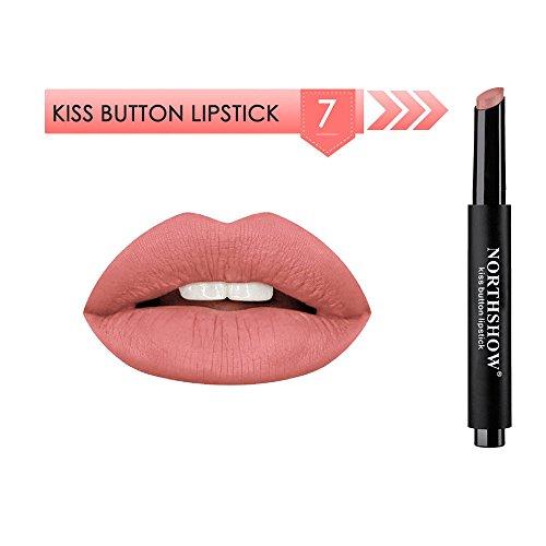 Cadeau amoureux,Brillant à lèvres de rouge à lèvres de style vampire durable imperméable à l'eau,Rouge à lèvres (G)