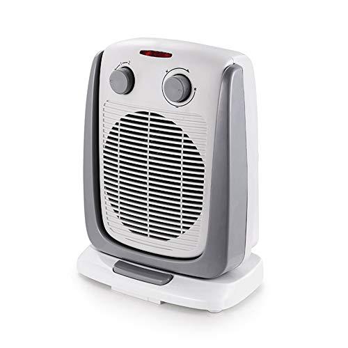 2000W PTC Ceramic Tragbare Elektrische Mini-Heizlüfter Mit Oszillationsfunktion, Schutz Vor Überhitzung Und Überhitzung, Warmer/Natürlicher Wind, Für Home Office-Boden