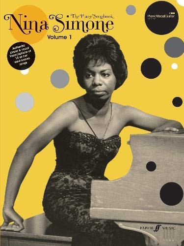 Nina Simone Piano Songbook Volume 1: (Piano/ Vocal/ Guitar)