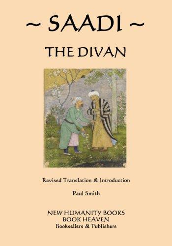 Saadi: The Divan por Paul Smith