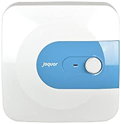 JAQUAR Elena ABS Storage Water Heater (15 Litres, 2 KW, White and Blue)