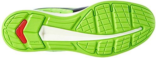 Puma Ignite v2 Pwrcool Scarpa Running, Verde, 9,5 Verde