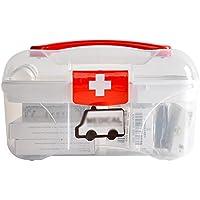 GJ@ + Familie Kleine Medizin Box Multi-Layer Notfall Medizin Aufbewahrungsbox Haushalt Kunststoff Kinder Medizin... preisvergleich bei billige-tabletten.eu