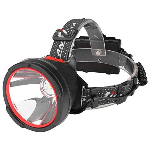 Fari anteriori a led per il telefono carica 30000 lumen torcia elettrica head lighting usb charging 3 * 18650 battery headlights