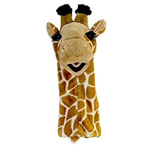 The Puppet Company - Long Sleeves - Giraffe Hand Puppet