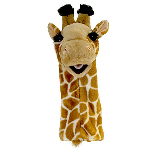 Long-Sleeved Glove Puppets: Giraffe (Handpuppen Und Marionetten)