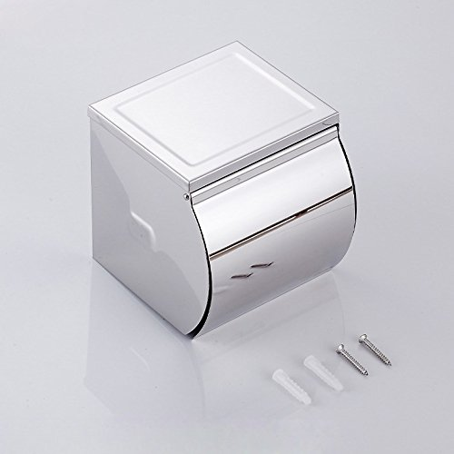 Sursy Acero inoxidable 304 Caja pañuelos Papel Higiénico