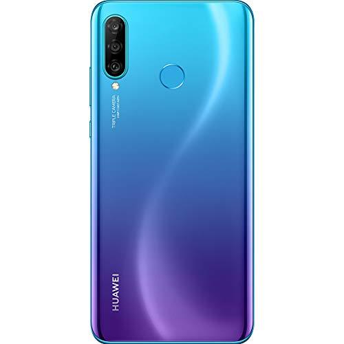 Huawei P30 Lite (Peacock Blue, 4GB RAM, 128GB)
