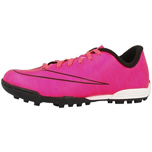 660 Nike Ragazzo Vortice nero 651644 rosa Iper Rosa Calcistica Mercurial Ii nero Competizione Iper rAYfrOq