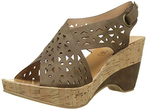 Les Ptites Bombes Ladies Order Pumps Brown (marrone Cioccolato)
