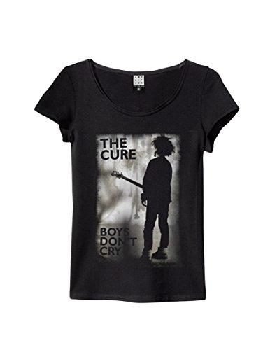 Amplified Shirt - Femme Noir Noir - Noir