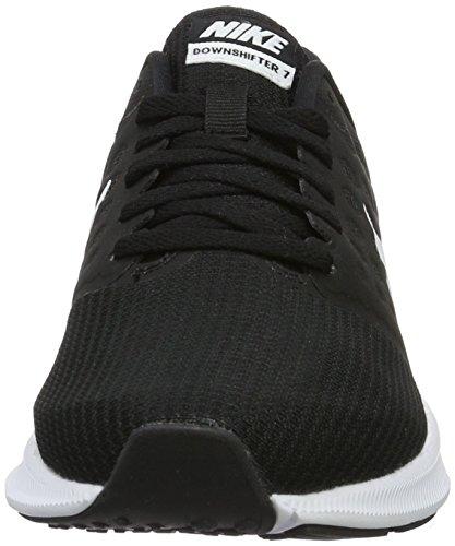 Nike Downshifter 7 W, Scarpe da Corsa Donna Nero (Black/White)