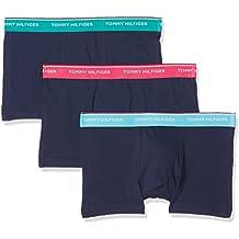 Tommy Hilfiger Herren Shorts 3p Trunk, 3er Pack