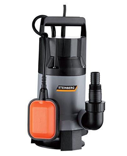 Steinberg-46023-Bomba-sumergible-para-aguas-residuales-SDWT-1100-hasta-14000-lh-de-caudal