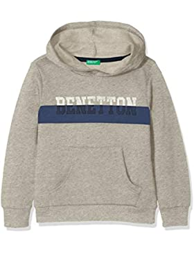 United Colors of Benetton Sweater W/Hood, Suéter para Niños