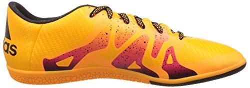 adidas Chaos Indoor Herren Fußballschuhe orange/pink