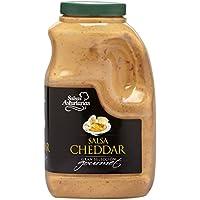 Salsas Asturianas Salsa Cheddar - 1000 gr - [Pack de 6]