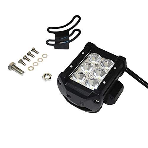 Camion de voiture de SUV de bateau tout-terrain de lampe de projecteur de spot/travail de guide optique de 4 pouces de 18W LED