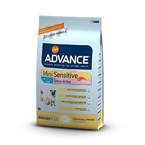 Advance Sensitive Pienso para Perro Mini con Salmón - 7,5 Kg