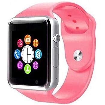 XINHUANG Reloj Inteligente Bluetooth Reloj Deportivo Podómetro ...