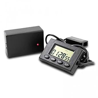 Ensemble chronomètre moto automatique v2 + cellule infrarouge - Motostand