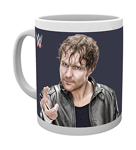 GB Eye Ltd, WWE, Ambrose, Tazza