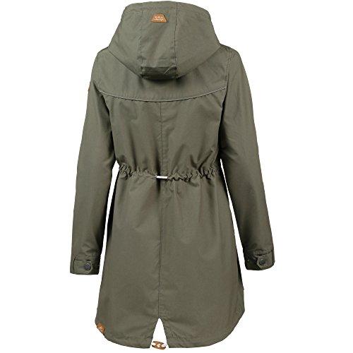 Ragwear Canny Jacket Olive M - 2