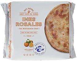 Ines Rosales Tortas de Aceite  'Orange', 1er Pack (1 x 0.12 kg)
