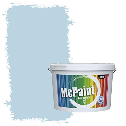 McPaint Bunte Wandfarbe Lavendel - 2,5 Liter - Weitere Violette Erhältlich - Weitere Größen Verfügbar