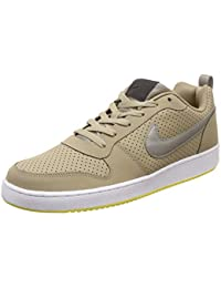 new concept 5661a 1a91b Nike Men s Court Borough Low Basketball Shoes