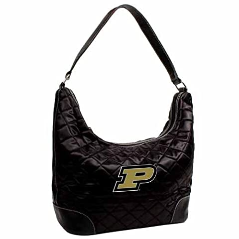 NCAA Purdue University Team Color Quilted