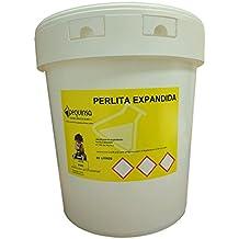 PEQUINSA Perlita expandida.Tamaño Fino. Envase 20 litros.